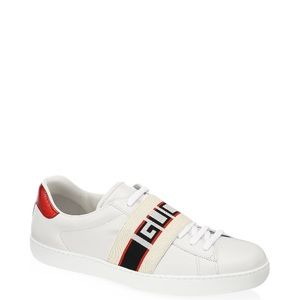 New Ace Low Top Gucci Sport Sneakers